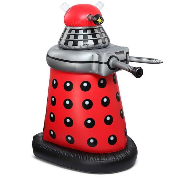 Doctor Who Dalek Inflatable