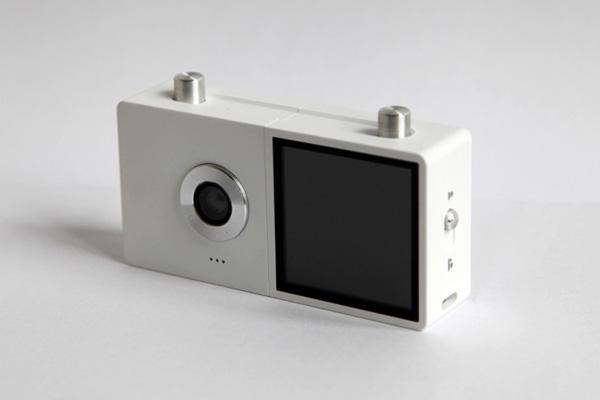 DUO Camera Design Concept