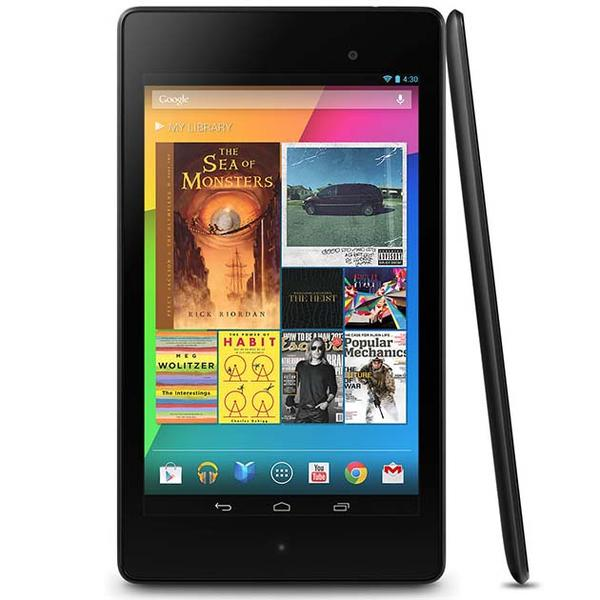 Google New Nexus 7 Android Tablet Available for Preorder