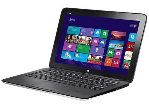 HP Split x2 Convertible Laptop with Touchscreen