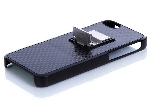 Intoxicase iPhone 5 Case with Metal Bottle Opener