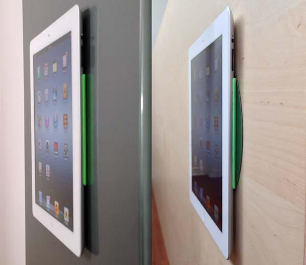 MagBak Ultra Thin iPad Mount