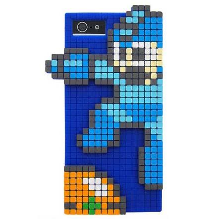 Mega Man 3D iPhone 5 Case