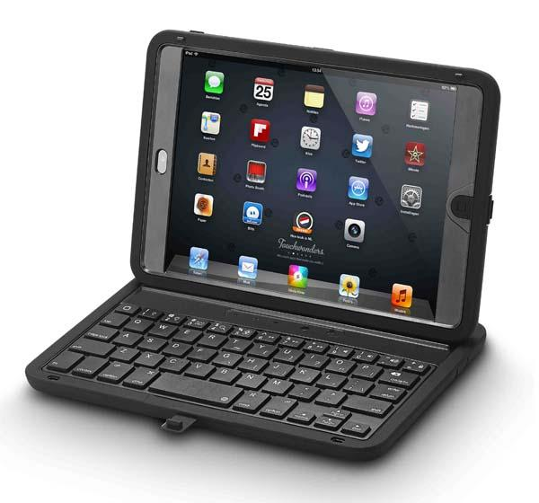 New Trent Airbender Mini iPad Mini Keyboard Case