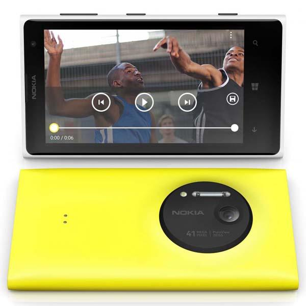 Nokia Lumia 1020 Windows Phone 8 Smartphone Announced