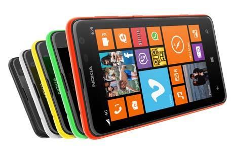 Nokia Lumia 625 Windows Phone 8 Smartphone Announced