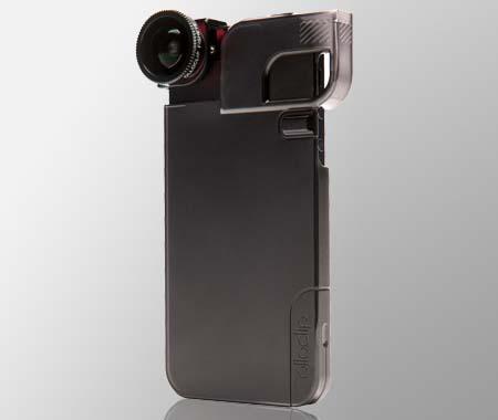 Olloclip Quick-Flip iPhone 5 Case