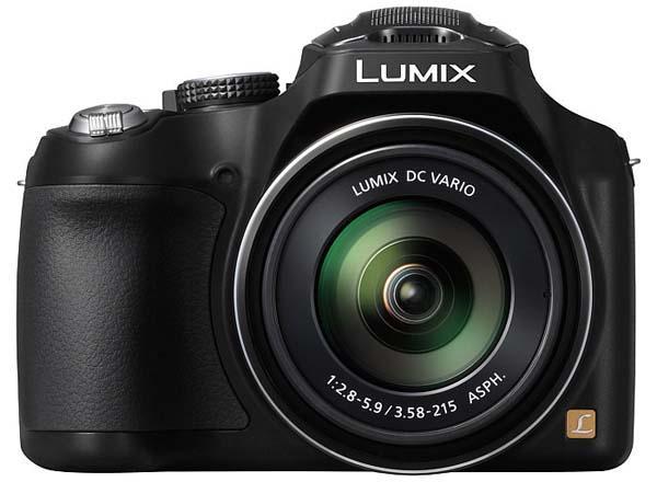 Panasonic Lumix DMC-FZ70 Super Long-Zoom Camera