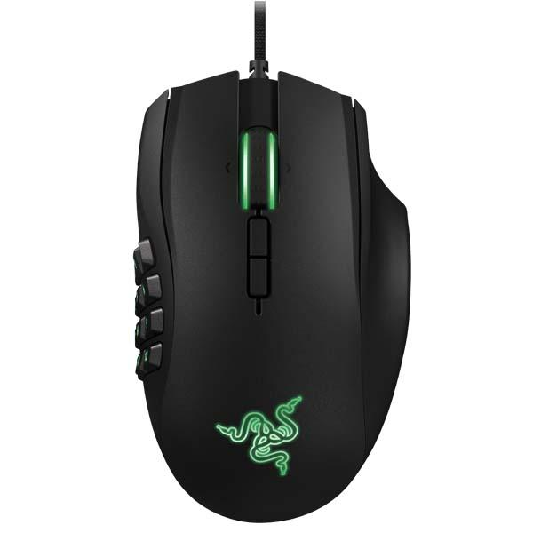 Razer Naga 2013 MMO Gaming Mouse Announced