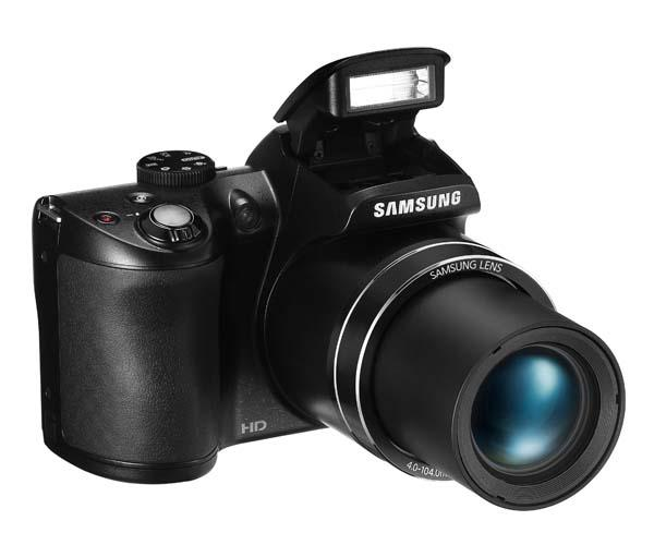 Samsung WB110 Long-Zoom Camera Announced