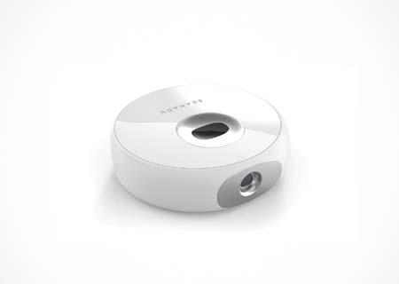 Scanadu Scout Medical Tricorder