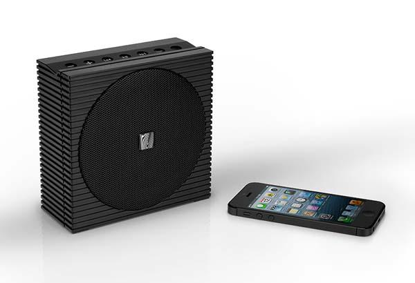 Soundfreaq Sound Spot Bluetooth Wireless Speaker