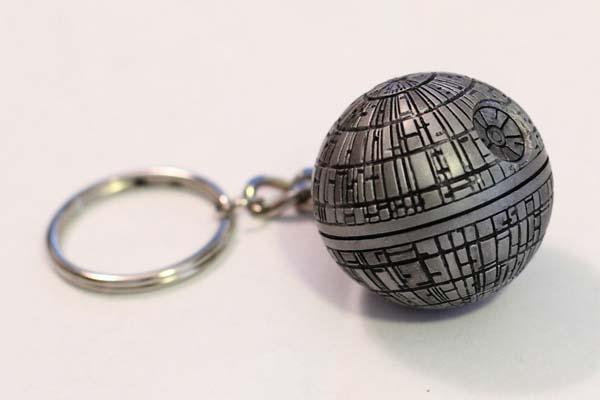 Star Wars Death Star Keychain