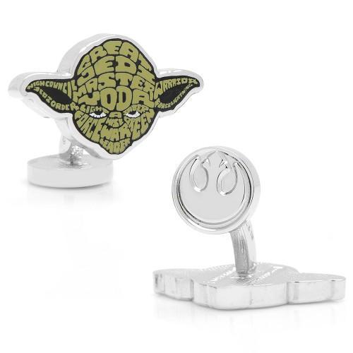Star Wars Typography Cufflinks