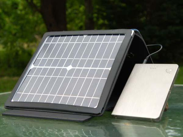 SunStash Portable Solar Charger
