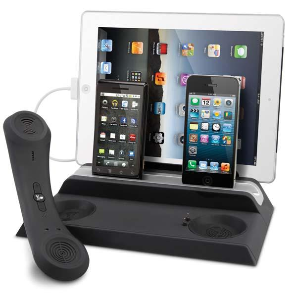 The Docking Station with Bluetooth Handset