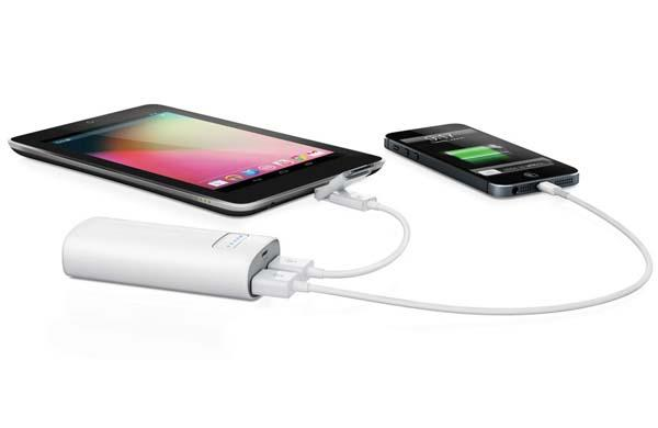 The Dual Device Backup Battery
