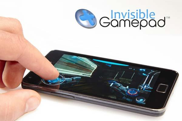 The Invisible Gamepad for Mobile Games