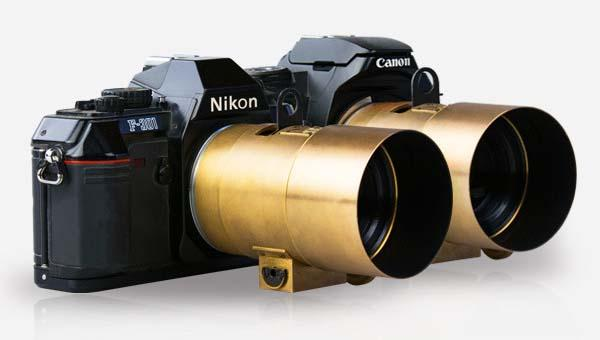 The Lomography Petzval Portrait Lens