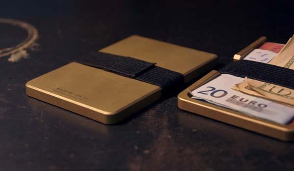 The Machine Era Slim Wallet