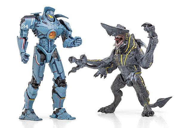 The Pacific Rim Action Figures