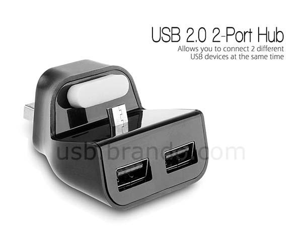 The Phone Charger with USB Hub