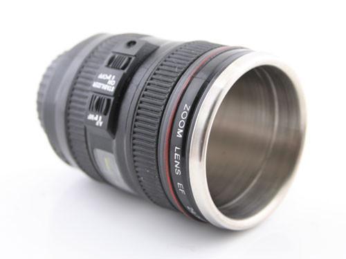 The Tiny Camera Lens Mug