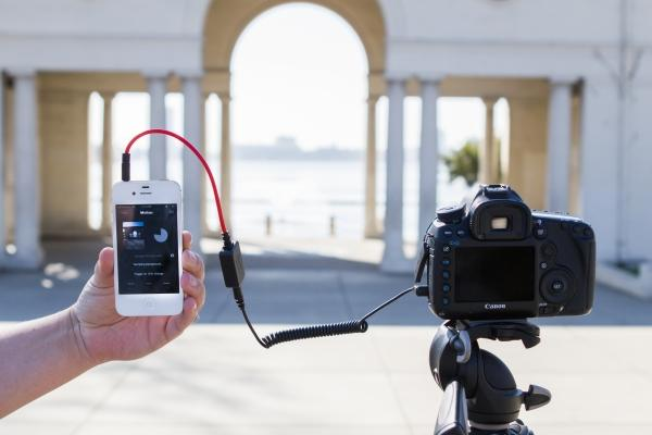 Triggertrap Turns Your Smartphone or Tablet into Camera Remote Control