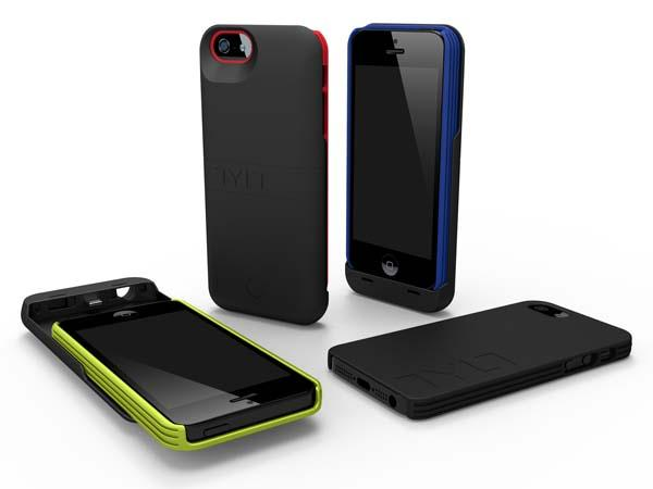 TYLT Energi Sliding Power iPhone 5 Case