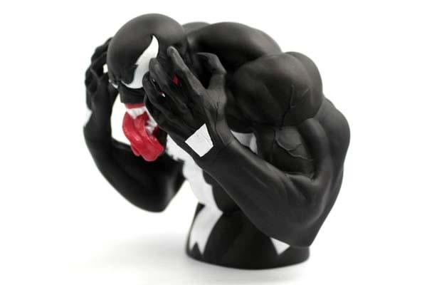 Venom Bust Money Bank