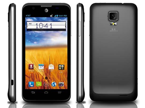 AT&T ZTE Z998 Android Phone Announced