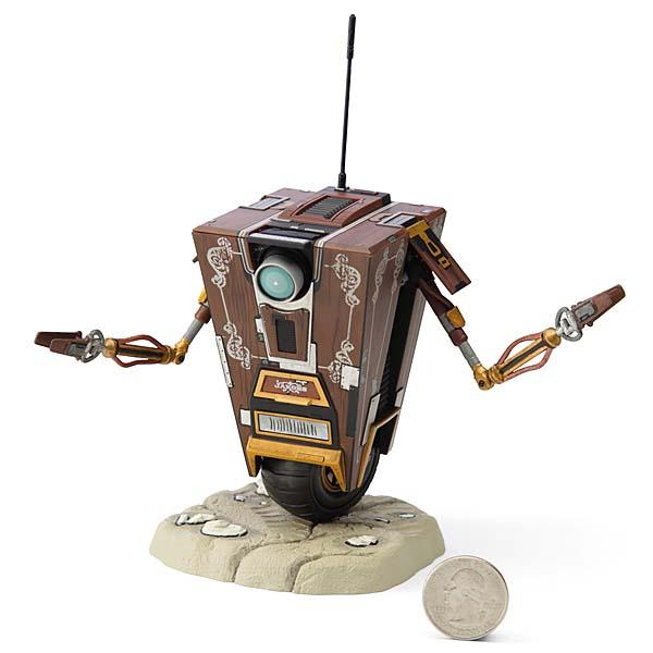 Borderlands Jakob's Claptrap Action Figure