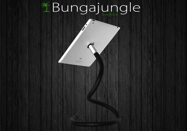 Bungajungle Universal Stands for iPhone Tablets Laptops and Cameras