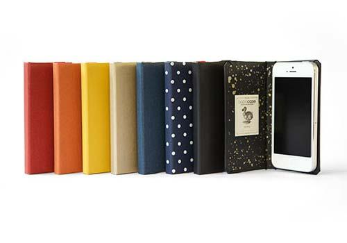 DODOcase Hardcover iPhone 5/5s case