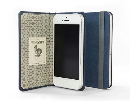 DODOCase Hardcover iPhone 5 Case