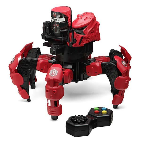 Doom Razor Attacknid Remote Control Combat Creature