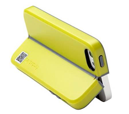 Findables FlexStand iPhone 5 Case