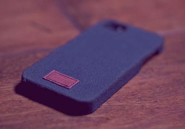 HEX Mike Mo Navy Core iPhone 5 Case