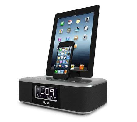 iHome iDL100 Lightning Dock Speaker for iPhone and iPad