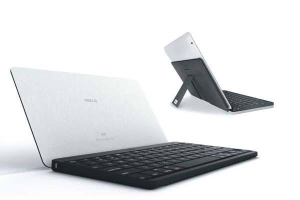iWalk Executive Bluetooth Keyboard with Universal Stand