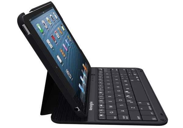 Kensington KeyFolio Thin iPad Mini Keyboard Case