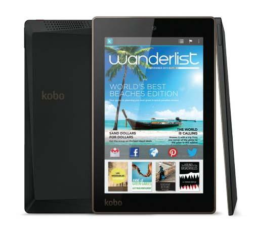 Kobo Arc 7HD Android Tablet