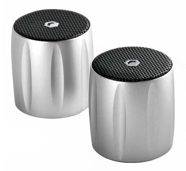 Kubxlab Earshots Portable Stereo Speakers