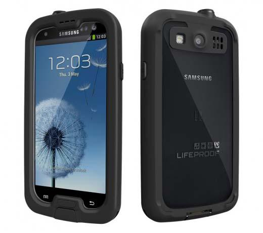 LifeProof Nüüd Waterproof Galaxy S3 Case