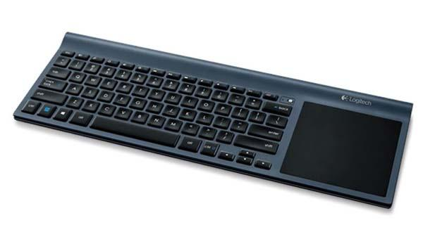 Logitech TK820 All-in-One Wireless Keyboard