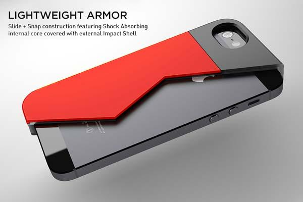 LUNATIK FLAK iPhone 5 Case