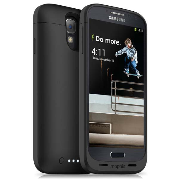 Mophie Juice Pack Galaxy S4 Battery Case