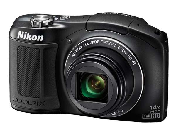 Nikon COOLPIX L620 Compact Long-Zoom Camera Announced