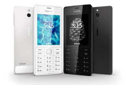 Nokia 515 Featurephone Announced
