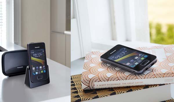 Panasonic KX-PRX120 Smart Cordless Phone